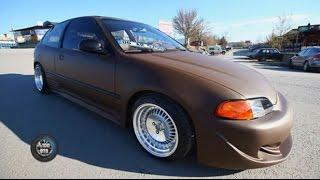 getlinkyoutube.com-Project 1: Honda Civic Eg