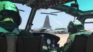 getlinkyoutube.com-Army UH-1H # 63-08803 Huey Helicopter / Vietnam 50th PART 1