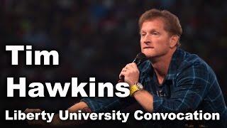 Tim Hawkins - Liberty University Convocation width=