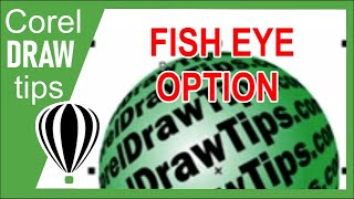 getlinkyoutube.com-Using the Fish Eye lens effect in CorelDraw
