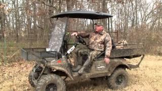 getlinkyoutube.com-Electric ATVs & Why You Need One For Hunting: Bob McNally