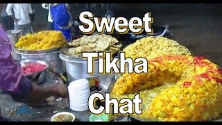 Best Street Foods in Western Odisha | Sweet Tikha Chat