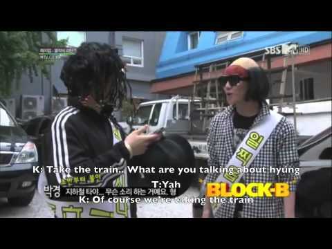 Match Up Block B Returns Ep 2 (Eng Subs) Part (3/4)