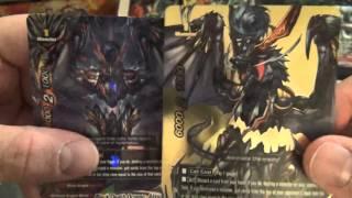 Buddyfight Box Opening!  D-BT01 Unleash Impact Dragons!