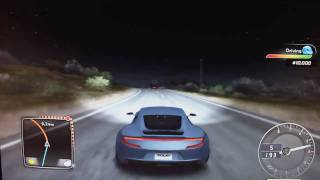 getlinkyoutube.com-Test Drive Unlimited 2 (PS3): Aston Martin One 77 - Vehicle Convoy #3 [720p]