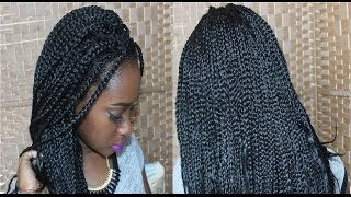 getlinkyoutube.com-How To Make A Box Braid Wig