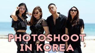Photoshoot in Korea + Bboom Bboom Dance! | Toni Sia