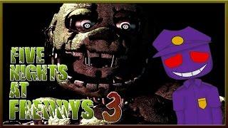getlinkyoutube.com-IL MISTERO E' SVELATO! | Five Nights at Freddy's 3 - # 4 - ITA
