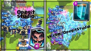 getlinkyoutube.com-*NEW* ELECTRO WIZARD & CLONE SPELL GAMEPLAY PICTURES! | Clash Royale Potential Update Leak!