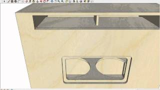 getlinkyoutube.com-RAM Designs: Sundown SA-15 Bandpass Box Design
