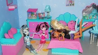 Monster High: Festa do Pijama de Arrepiar (Scary Sleepover)