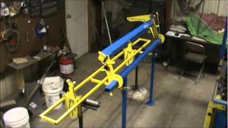 getlinkyoutube.com-pipe cutting seperate from Plasma table