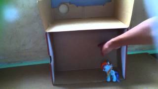 How to make a simple house for a MLP figure (EASY)