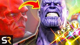 Avengers: Infinity War - 10 Theories About The Mad Titan Thanos