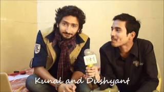 getlinkyoutube.com-Kunal and Dushyant on Rangmunch.TV
