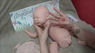 getlinkyoutube.com-Arte Reborn - Molde Reborn Julien by Elisa Marx