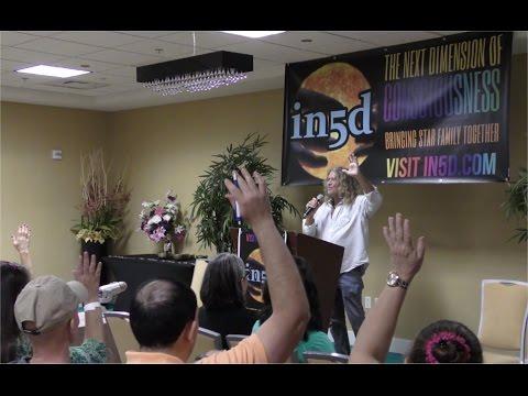 Gregg Prescott - In5D Psychic Conference