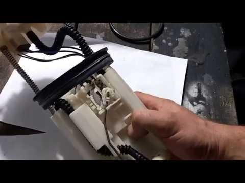 Адаптация бензонасоса под новый оптитроник Honda CR-V