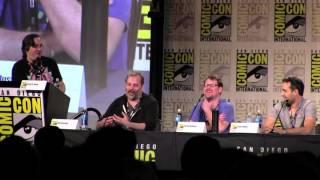 getlinkyoutube.com-Rick And Morty San Diego Comic-Con 2016 Panel
