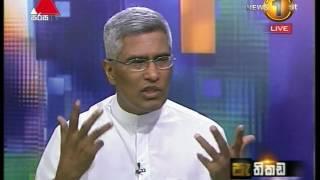 Sarath Fonseka-Vijedasa Rajapaksha