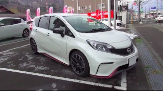 getlinkyoutube.com-2014 New NISSAN NOTE NISMO S - Exterior & Interior