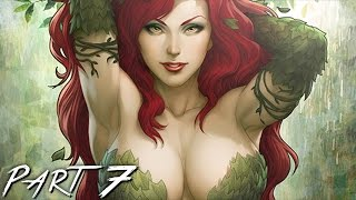 getlinkyoutube.com-BATMAN RETURN TO ARKHAM (Arkham Asylum) Walkthrough Gameplay Part 7 - Poison Ivy (PS4 Pro)