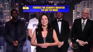 getlinkyoutube.com-David Letterman's Final Show