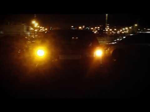 LED в поворотники Outlander XL