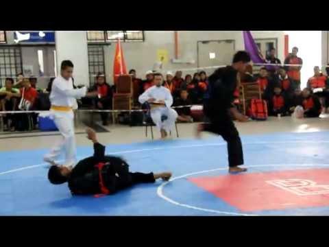 Kejohanan Pencak Silat Piala Datuk Ali Rustam & FESKOM 2012, UiTM Caw Pulau Pinang