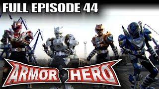 getlinkyoutube.com-Armor Hero 44 - Official Full Episode (English Dubbing & Subtitle)
