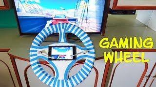 getlinkyoutube.com-How to Make a Gaming Wheel at Home