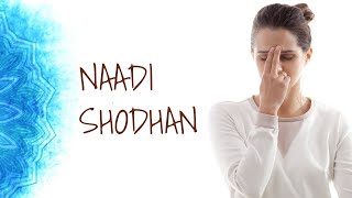 Nadishodhan Pranayam - Yoga Asanas for good Health - Part  9