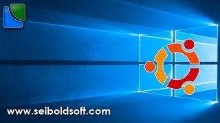 getlinkyoutube.com-Ubuntu Linux neben Windows 10 installieren- Bootloader anpassen