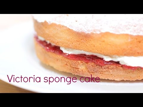 Always perfect Victoria sponge cake recipe - Allrecipes​.co.uk