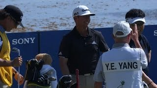 Chez Reavie dials up a hole-in-one at Sony Open