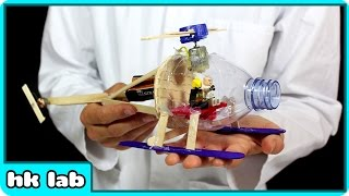 getlinkyoutube.com-Let Me Show You How To Turn A Plastic Bottle into A Helicopter
