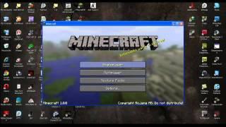 getlinkyoutube.com-วิธีการลง minecraft + mod toomanyitem [1.0.0 & 1.2.5]