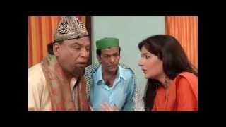 getlinkyoutube.com-Dedh Matwale Baba Hyderabadi Comedy Movie Part 1