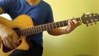 getlinkyoutube.com-All Of Me - John Legend - Easy Guitar Tutorial (No Capo)