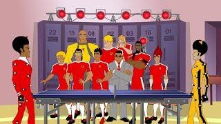 Supa Strikas - S4E48 - Spinner Takes All - Soccer Adventure Series