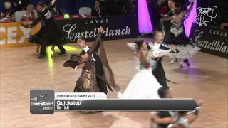 getlinkyoutube.com-2015 Cambrils International Open Cambrils | The Final Reel | DanceSport Total