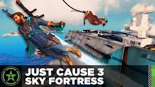 getlinkyoutube.com-Let's Watch – Just Cause 3 – Sky Fortress