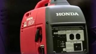 getlinkyoutube.com-Generators Inverter EU-Series & เครื่องปั่นไฟแบบหูหิ้ว