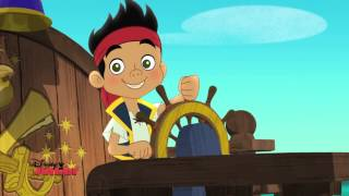 Jake And The Never Land Pirates | Ahoy! Captain Smee | Disney Junior UK