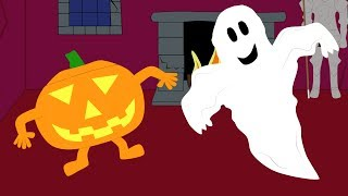 getlinkyoutube.com-Too Spooky For Me - Halloween Song