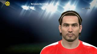 getlinkyoutube.com-Weidenfeller build face and stats in pes 2016