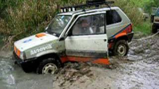 Download video panda 4x4 off road for Panda 4x4 sisley off road