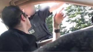 getlinkyoutube.com-Hypnotist gets out of speeding ticket!!! AMAZING!!!