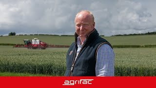 Agrifac Condor Testimonial United Kingdom 130701 McGregorFarms