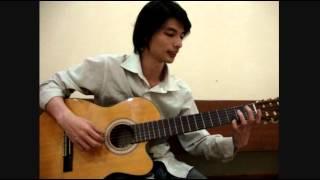 getlinkyoutube.com-Akustik Gitar - Belajar Lagu (Perahu Kertas - Maudy Ayunda)